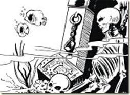 human-skeleton-in-underwater-ruins